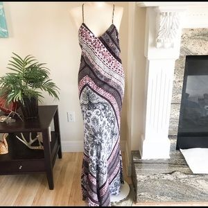 Lovers and Friends maxi dress paisley